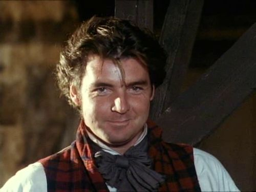 A younger Brendan Coyle (Bates in Downton Abbey)