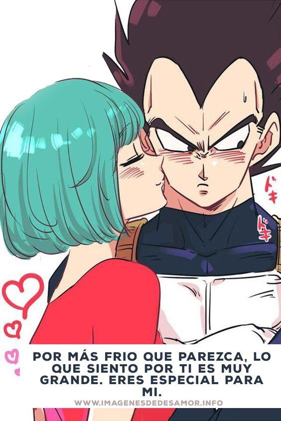 100 Dragon Ball Z Imagenes De Amor Imagenes De Desamor Vegeta Y Bulma Dragones Personajes De Goku