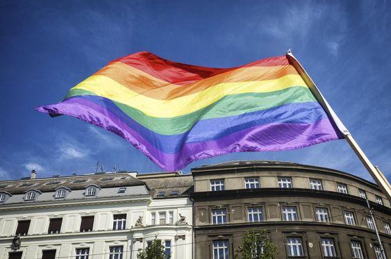 Imagen de recurso de la bandera LGTBI+. Fuente: Pixabay