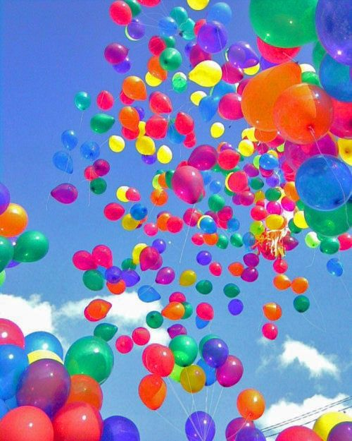 baloons: