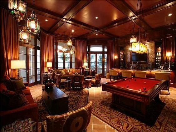 Man Cave Grand Designs : Game rooms room bar and man cave on pinterest