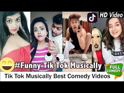 Tik Tok Best Comedy Videos Compilation Most Viewed Tik Tok Funny Videos Tik Tok India Youtube Best Comedy Videos Funny Gif Funny Whatsapp Status