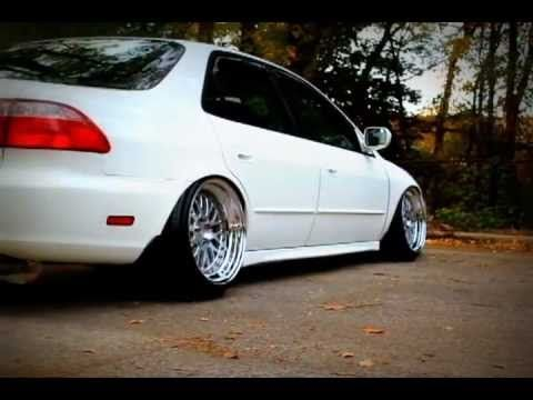 Allthingsproper presents Luis' Accord.