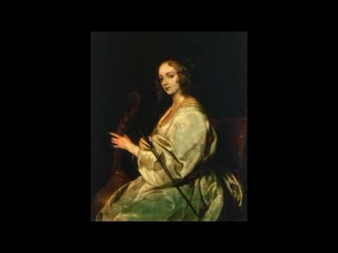 """Elisabeth-Claude Jacquet de la Guerre (1665 - 1729)  'Sonata 1' re minor for Violin and continuo from """"Sonate pour le viollon et le Basso continue"""" (Paris 1707)  La Vendetta Label: ORF Edition ALTE MUSIK  Bizzarrie Armoniche  Roberta Invernizzi - soprano Elena Russo - director,cello"""