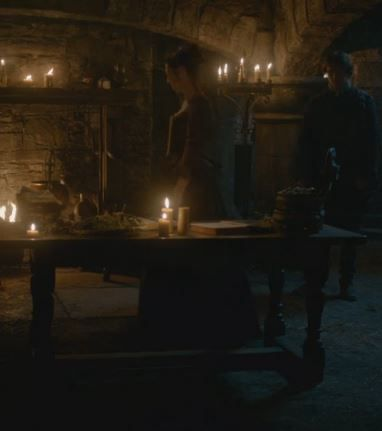 outlander, ep. 3 the way out, jamie and claire