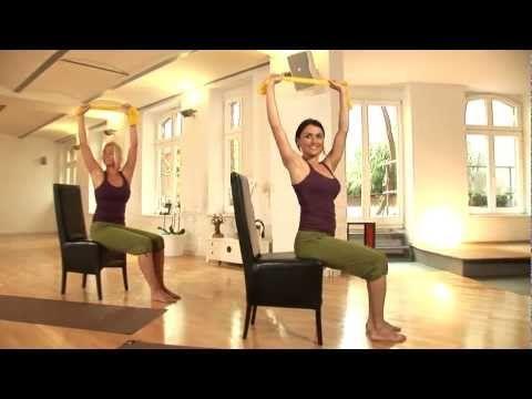 ▶ Sei fit mit Thera-Band - Die besten Übungen für Nacken und Rücken (DVD) - YouTube