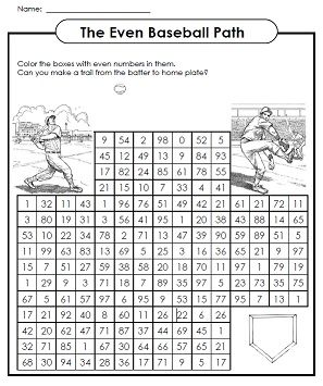 math worksheet : numbers fun and baseball on pinterest : Super Teacher Worksheets 4th Grade Math