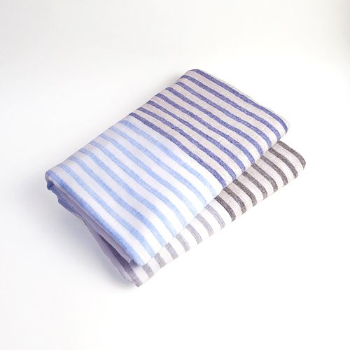 Imabari linen boarder towel