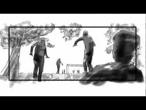 Character Effects Tutorial  Storyboard A Monster Movie