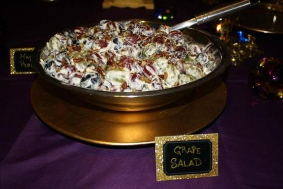 Grape Salad - guaranteed to have everyone asking for your recipe! This is an awesome recipe that I have brought to potlucks and dinners since my friend Shiela shared it several years ago.