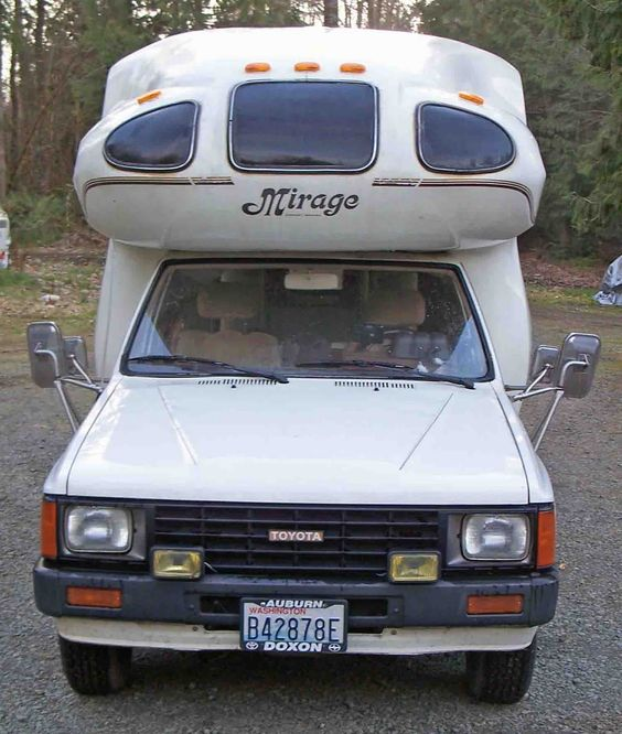 Used Toyota Campers For Sale: Trees, Angel And Campers For Sale On Pinterest