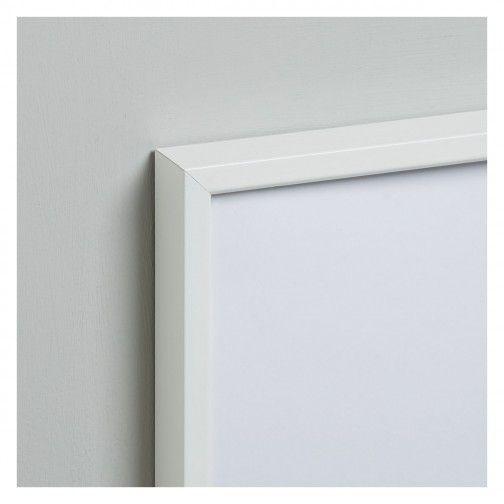 Aluminus 50 X 70cm 20 X 28 White Metal Picture Frame Metal Picture Frames Metal Photo Frames White Metal