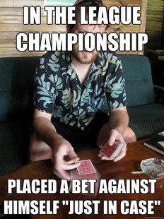 How do gambling strip cards work
