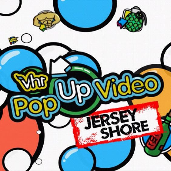 "What smells like spray tan and makes a ""bloop"" sound? #PopUpVideo #JerseyShore! This weekend on VH1! /cc @MTV"