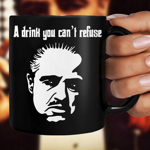 White Coffee Mug 11oz 15oz Top Gun Classic Movie Personalised Mug