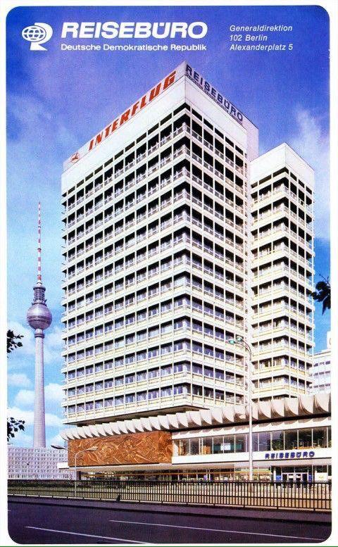 Interflug Airlines Interflugddr Twitter East Germany East Berlin West Berlin