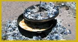 Dutch Oven Dude - Camping recipes and Dutch Oven Madness