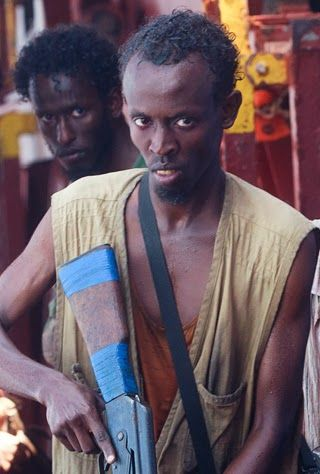 Barkhad Abdi (Captain Phillips) - Actor in A Supporting Role nominee - Oscars 2014 | The Oscars 2014 | 86th Academy Awards