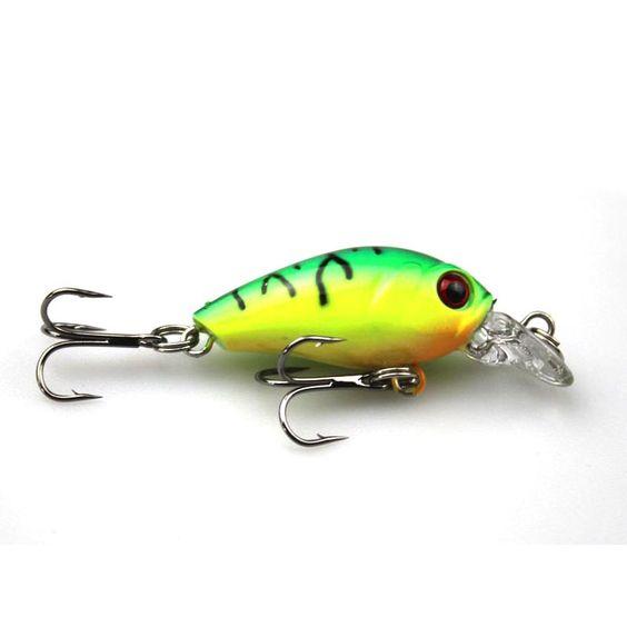 swim fish fishing lure artificial hard crank bait topwater wobbler, Soft Baits