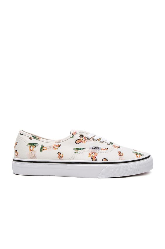 VANS Authentic Digi Hula. #vans #shoes #hula