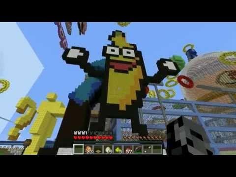[Popularmmos - Minecraft ] SO MANY BLOCKS LUCKY BLOCK RACE - Pat And Jen Lucky Block Mod - YouTube