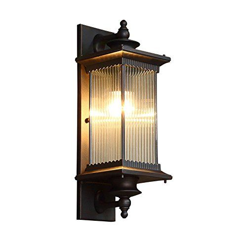 153 Avanthika E27 Wall Sconces Mounted Wall Lamps Outdoor Wall Lights Waterproof Exterior Entrance C Outdoor Wall Lamps Wall Mount Light Fixture Wall Lights