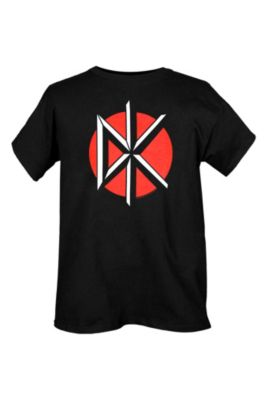 (Limited Supply) Click Image Above: Dead Kennedys Logo Slim-fit T-shirt 4xl