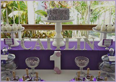 Fiestas and mesas on pinterest - Decoraciones para mesas ...