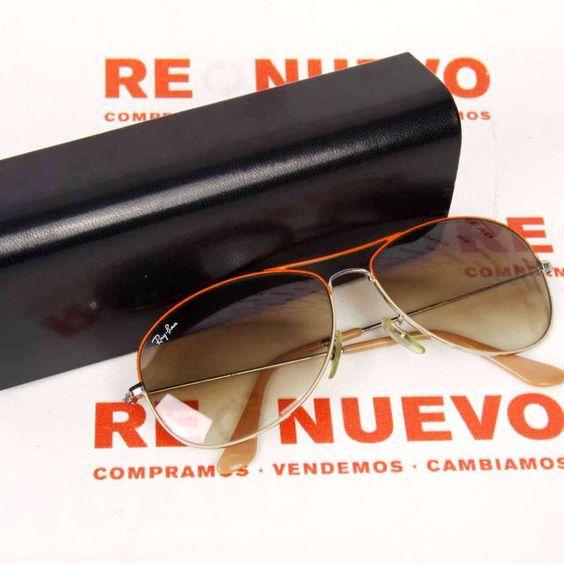 #Gafas de Sol #RAYBAN #RB3382 E270400 de segunda mano | Tienda online de segunda mano en Barcelona Re-Nuevo #segundamano