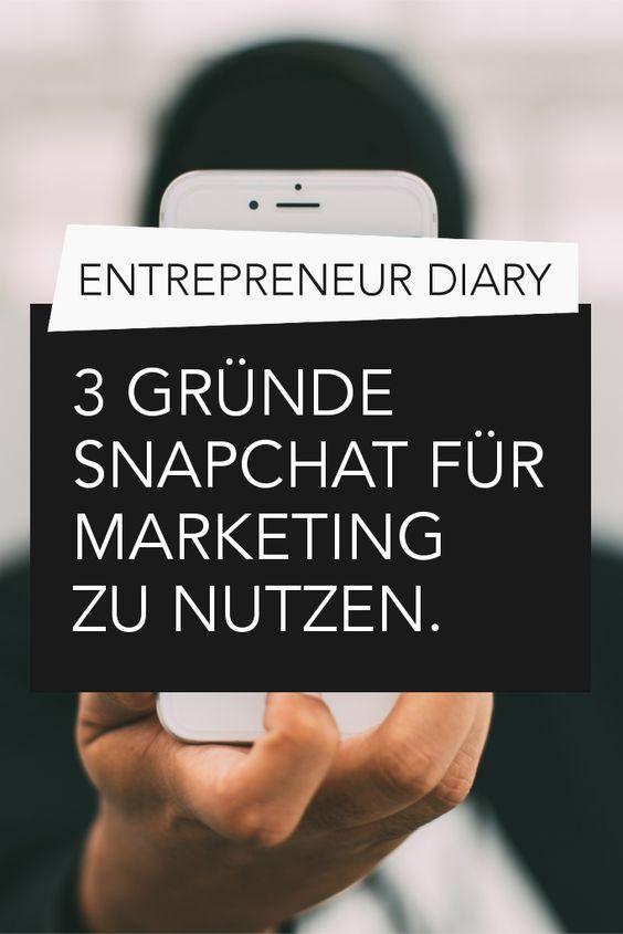 Wie kann Ich Snapchat für mein Marketing nutzen? Lerne jetzt, mit Snapchat interaktives Marketing on a Budget zu betreiben.