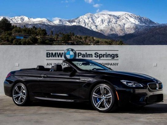 Convertible 2017 Bmw M6 Convertible With 2 Door In Palm Springs Ca 92264 Bmw Bmw M6 Convertible Bmw M6