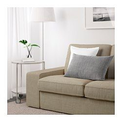 IKEA - KIVIK, Sectional, 4-seat, Tullinge dark brown, , 10-year limited warrranty. Read about the terms in the limited warranty brochure.