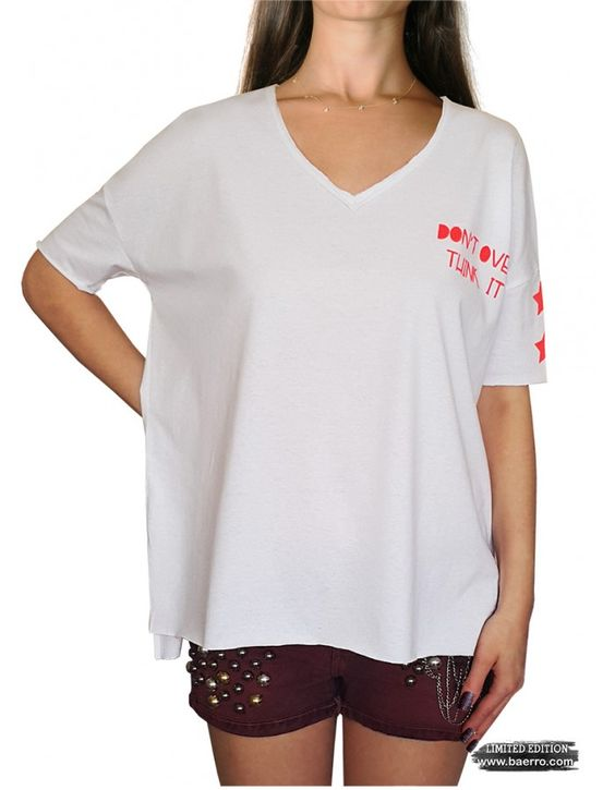 Benly oversized  Baerro t-shirts. #baerro #FashionTrendandDesignStudio
