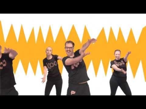 The Best Brain Break Koo Koo Kanga Roo's new Dance-A-Long videos for Dinosaur Stomp. Get the DVD here: http://www.kookookangaroo.bigcartel.com/product/house-party-dance-a-long-workout-dvd