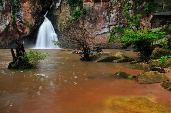 Chattrakarn Waterfall National Park, Thailand
