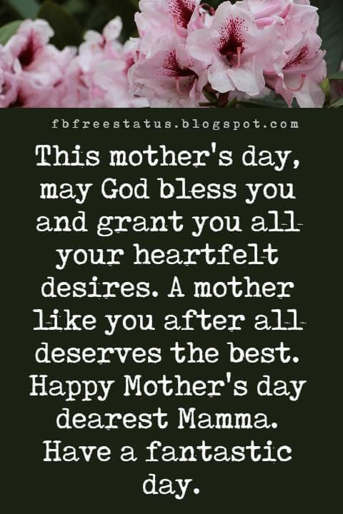 Mothers Day Greetings Messages To Write In A Mother's Day