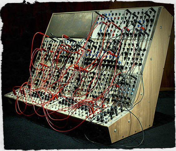 Serge Modular Synthesizer (1975) #1970s #vintage #synth #synthesizer #retro