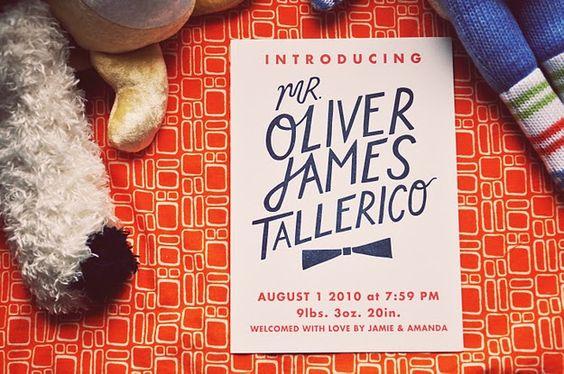 baby announcement, Jamie Tallerico