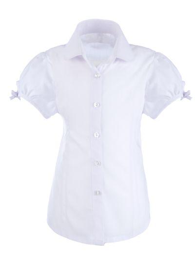 Back to school: Uniform essentials. John Lewis easy-care pintuck blouse #school