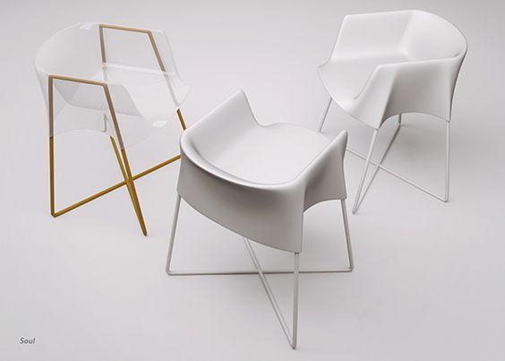 Soul | Chair project | by Dmitry Kozinenko, Kiev, Ukraine