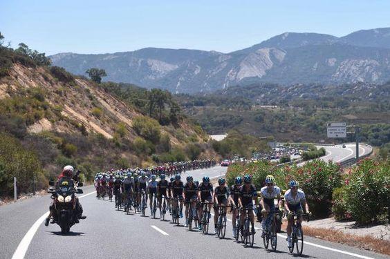 Stage 4 of the Vuelta a España (Tim de Waele/TDWSport.com)