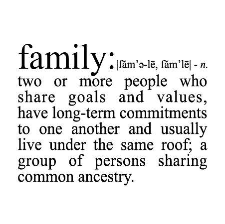 Define the term