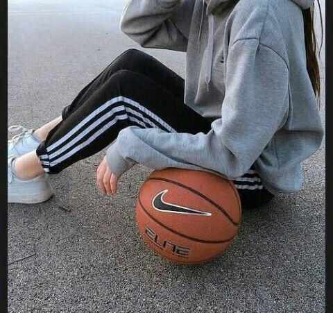 Ulzzang Guanlin Basket Olahraga Ulzzangcouple Fotografi Olahraga Gambar Bola Basket Bola Basket