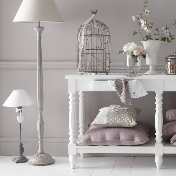 d co shabby chic romantique je veux une chambre romantique et baroque blog f minin de la. Black Bedroom Furniture Sets. Home Design Ideas