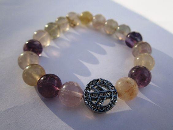 Crystal Peace Bracelet, http://epla.no/shops/2retteog1vrang/