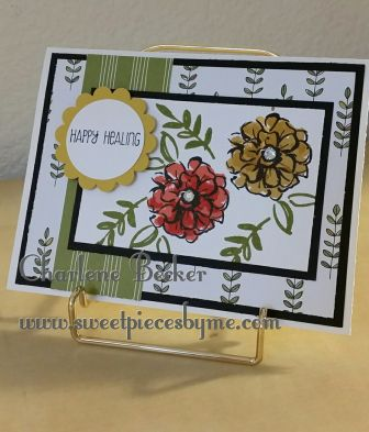 www.sweetpiecesbyme.com, Charlene Becker, What I Love, Sale-A-Bration, And Many More, Flowers, Spring