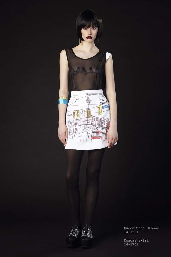 AnuRaina  I love this skirt..