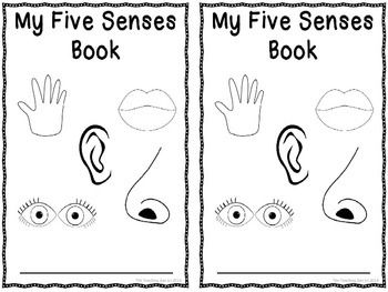 Five Senses Theme Learning Pack