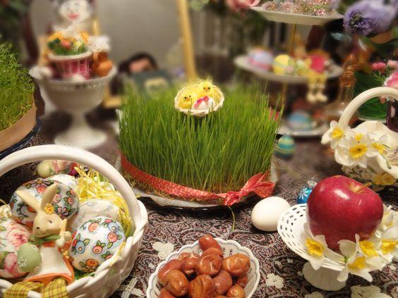 Iranian new year .