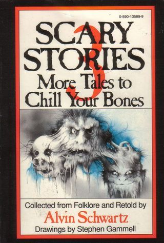 Scary Stories 3: More Tales to Chill Your Bones - Collected From Folklore and Retold by Alvin Schwartz